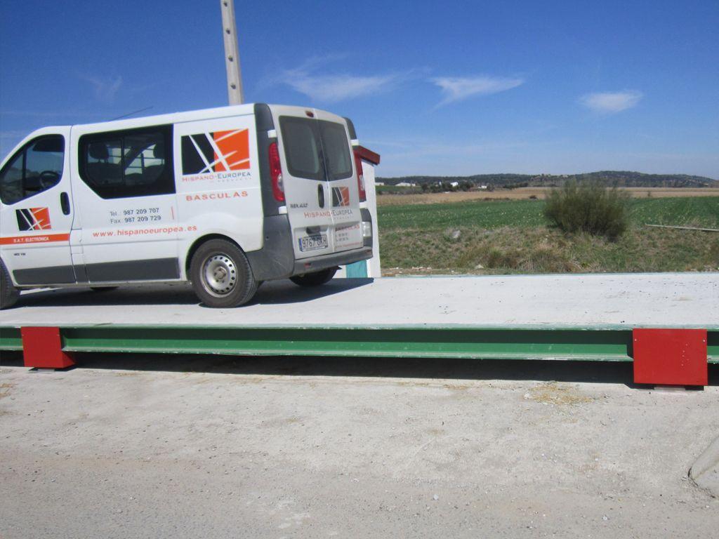 Báscula Camión 05